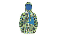 The North Face Boys Entry Level Ski Triclimate Jacket multiprint